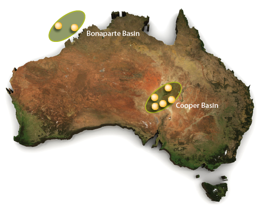 australia cooper basin