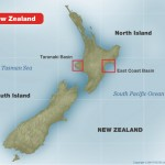 new zealand taranaki basin east coast basin
